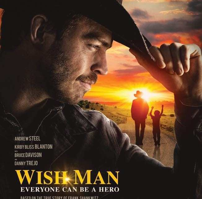 """'Wish Man' Trailer Reveals Inception Of Make-A-Wish Foundation<span class=""""wtr-time-wrap after-title""""><span class=""""wtr-time-number"""">8</span> min read</span>"""