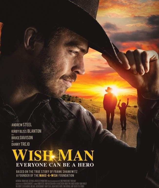 'Wish Man' Trailer Reveals Inception Of Make-A-Wish Foundation