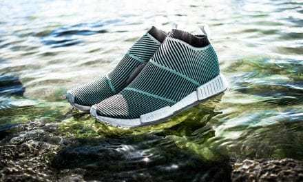 Adidas Launches The First Fully Recyclable Running Shoe
