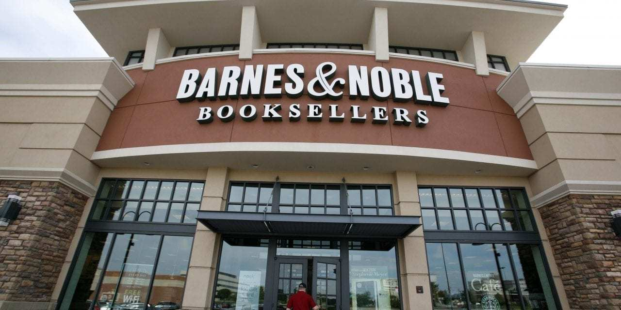 """Barnes & Noble Acquired By Hedge Fund<span class=""""wtr-time-wrap after-title""""><span class=""""wtr-time-number"""">3</span> min read</span>"""