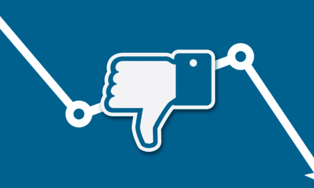 Facebook page organic reach continues marked decline