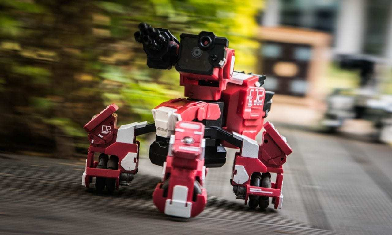 GEIO Gaming Robot review: Inno & Tech Today takes it for a spin