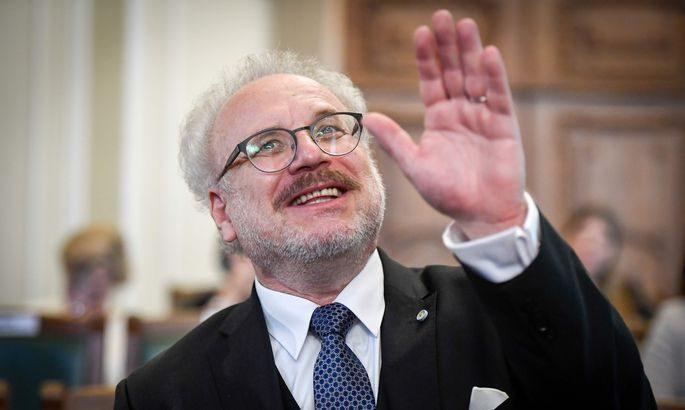Twitter exploded this week when Latvia elected this ex-Soviet dissident