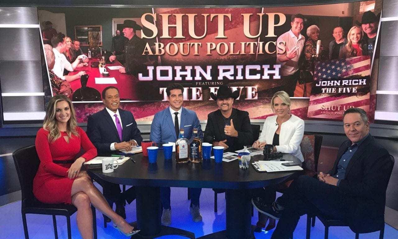 """Shut Up About Politics"": CMA's, John Rich, Makes #1 Spot On Charts"
