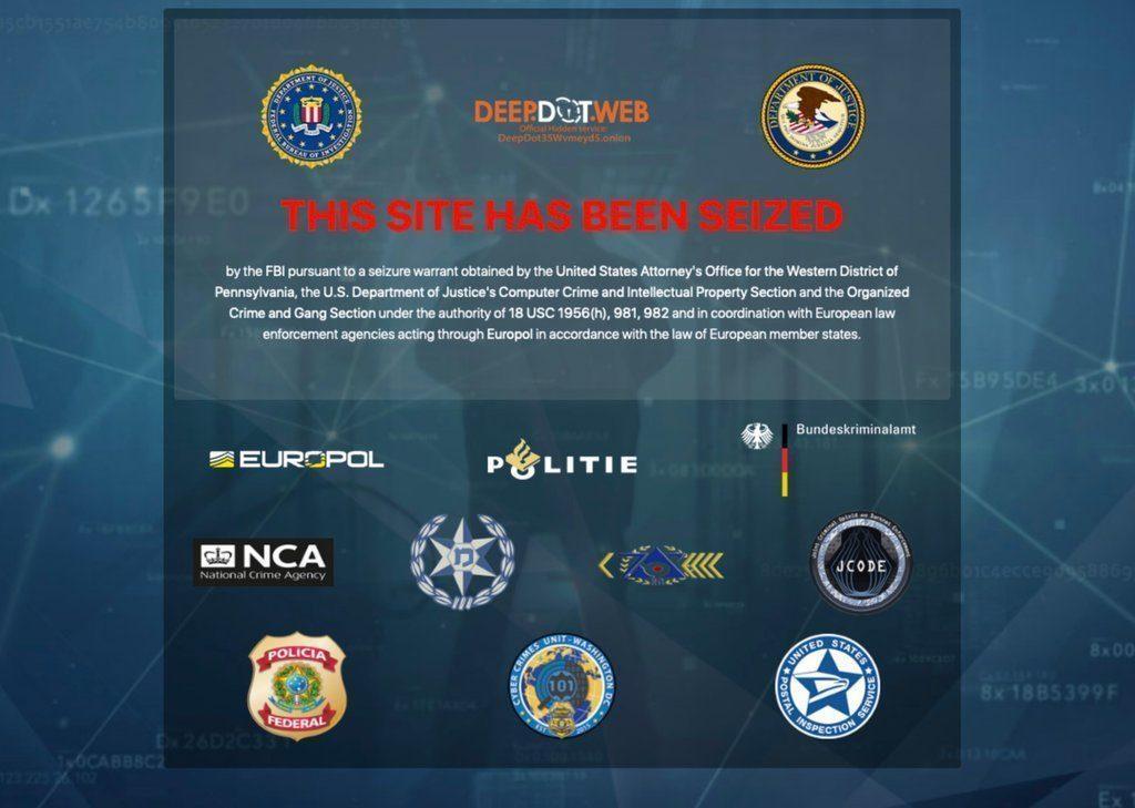 In Dark Web Crackdowns, FBI Sticks To Its 'J-CODE'