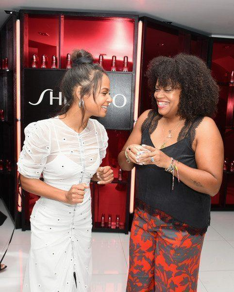 Shiseido's Tiffani Carter-Thompson dishes on latest WASO skin care line