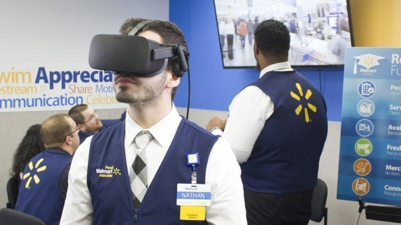"Walmart is Using VR Headsets to Test Employees' Skills For Promotions<span class=""wtr-time-wrap after-title""><span class=""wtr-time-number"">2</span> min read</span>"