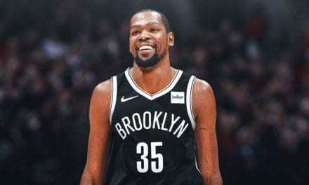 """Kevin Durant """"brand"""" heads to New York, signing with the Brooklyn Nets"""