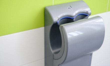 A New Study Shows Hand Dryers Can Cause Hearing Loss