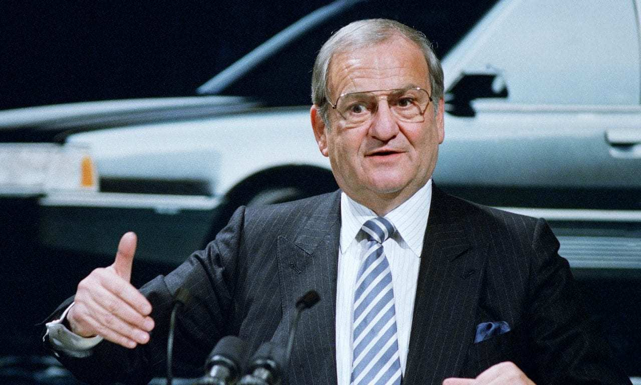 Lee Iacocca's death reminds us that great careers — and brands — can make a comeback