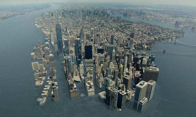 New York brands itself a climate change capital. But will it work?