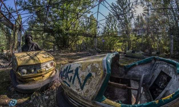 Ukraine Announces That Chernobyl Is An Official Tourist Attraction