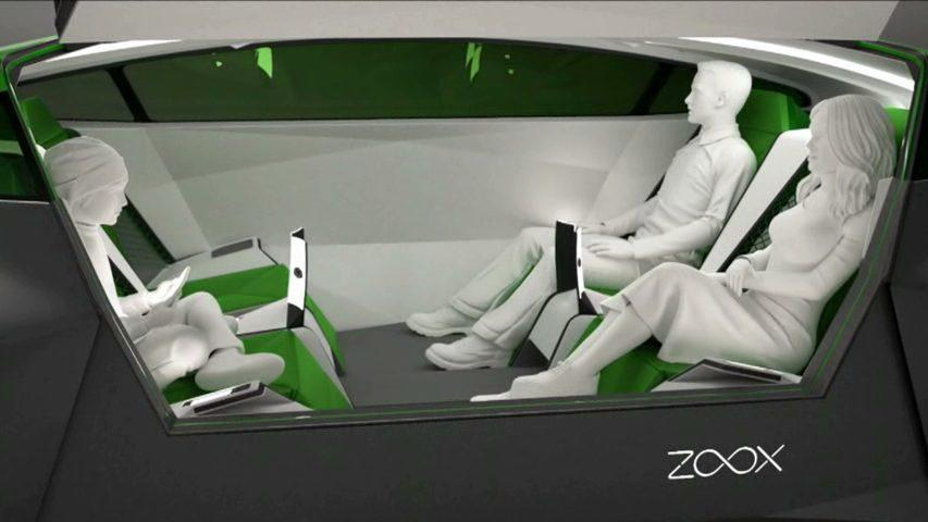 Zoox Set to Have Autonomous Cars on the Road by 2020