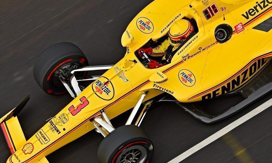 Three-Time Indy 500 Champ Hélio Castroneves on Winning and Overcoming Fear
