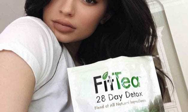 Kylie Jenner Gives Thumbs-Up to First CBD-Infused Tea