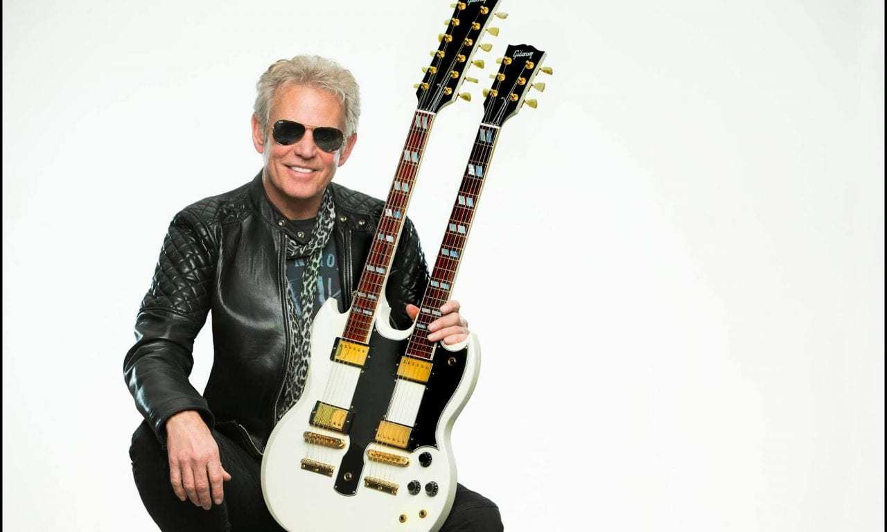 "Don Felder, Rock Legend, Releases New Album ""American Rock N' Roll"""