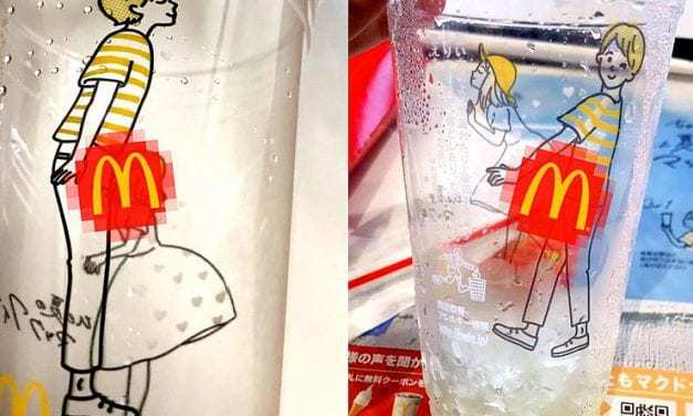 McDonald's New McFizz Cups Have Some Sweating 😅