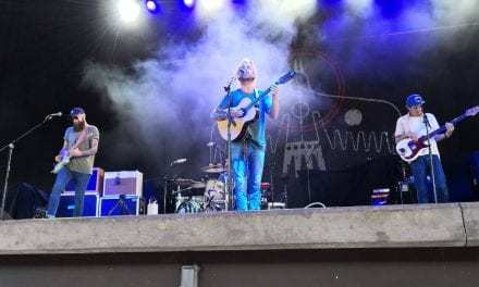 Trevor Hall Performs in Dayton, Ohio to Help 'Heal' Fans