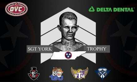 The Sgt. York Trophy: The New Four-Way FCS Rivalry
