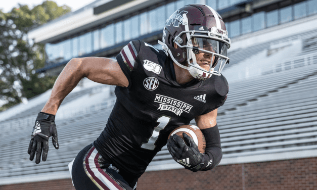 A Closer Look at Mississippi State's New Tech-Inspired Uniforms