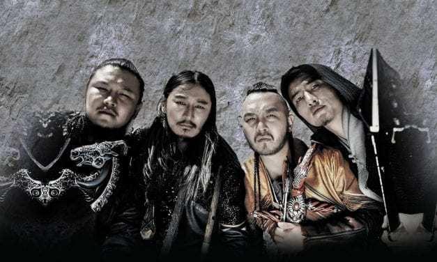 Mongolian Rock Band, The Hu, Throat Sings Its Way To YouTube Fame