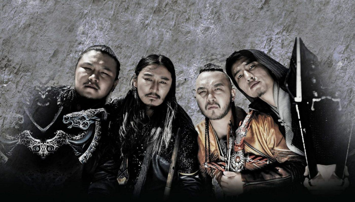 Mongolian Rock Band, The Hu, Throat Sings Its Way To YouTube Fame ...