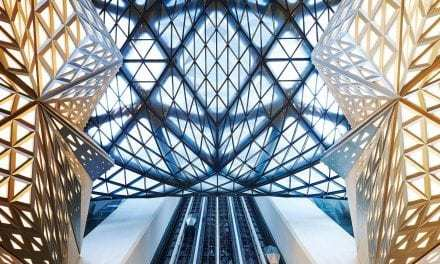 """Dali would love the """"drippy,"""" abstract architecture of Morpheus Hotel"""
