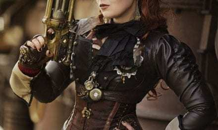 Entering the fantasy world of steampunk