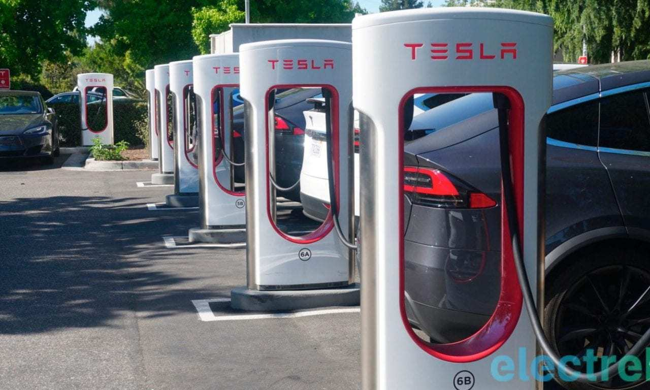 Tesla Offers Free Supercharging To Some Customers