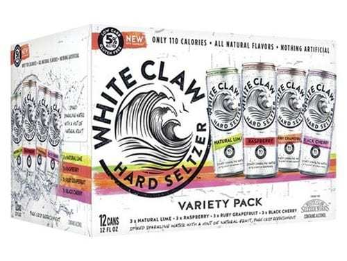 Which Will We Run Out Of First: White Claw or Water?