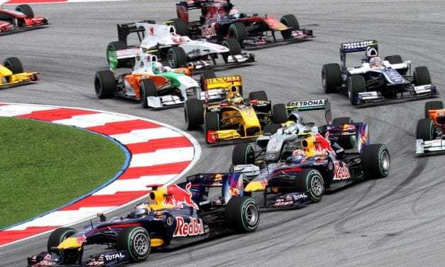 Formula One: How the 69-year-old startup is rebranding itself in front of our eyes