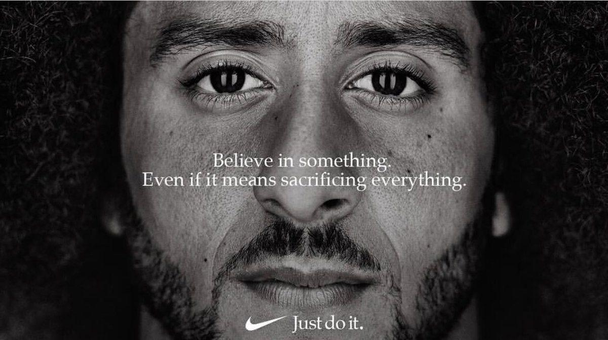 Nike wins Emmy for controversial Kaepernick advertisement
