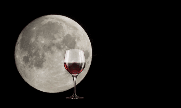 Wine Down and Chill on the Dark Side of the Moon