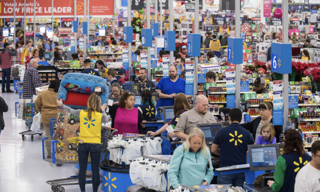 Walmart To Exit Firearm Market In Wake Of Mass Shootings, Enforces No Carry Policy