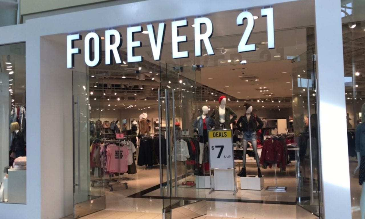 Is Forever 21 Going Bankrupt?
