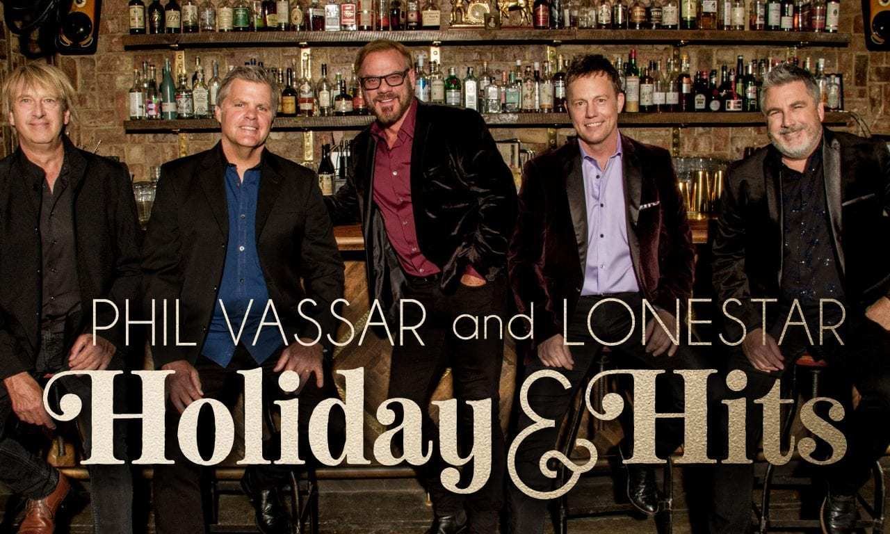 Phil Vassar and Lonestar Announce 'Holiday & Hits' Tour