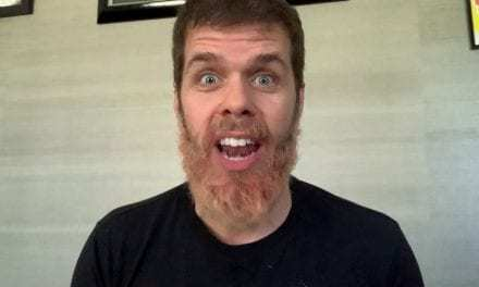 Is Perez Hilton Shaking Up His Comments Section?