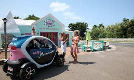 This rental company is going all-in on electric in Bermuda. Other countries are taking note.