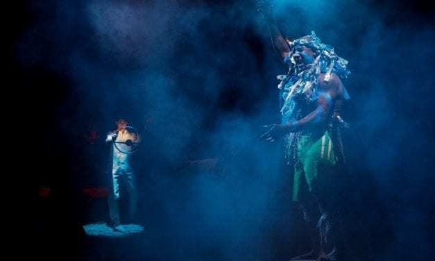 Broadway's 'Once on This Island' Will Grab Your Heart; Tyler Hardwick Gets Personal On Breaking Into the Industry