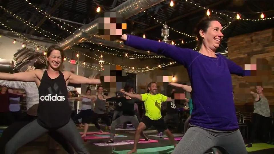 Grit Daily Explores 'Rage Yoga'