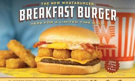 Whataburger: Burgers, They're What's For Breakfast
