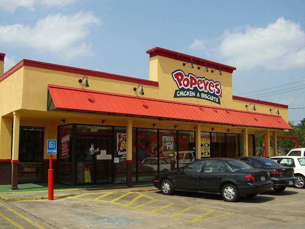 Popeyes Chicken Sandwich Return