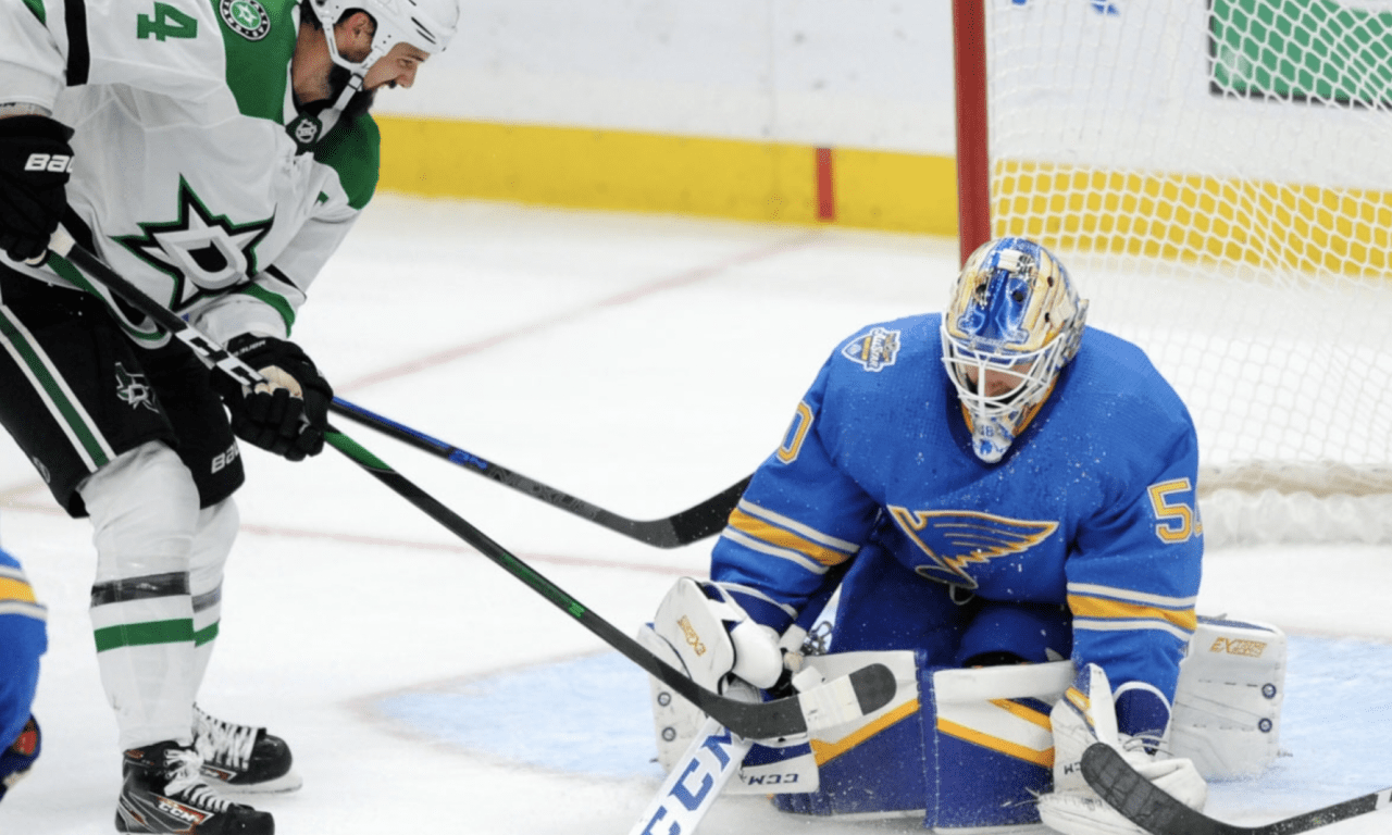 Slow Starts Haunt the Stars Again As They Lose to St. Louis 3-2