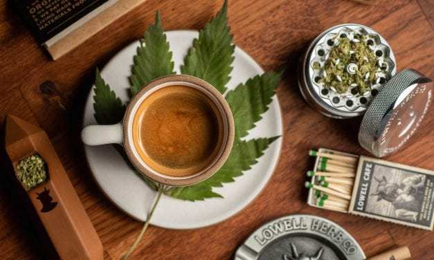 You Can Eat, Chill, and Smoke Weed at this 'Cannabis-Friendly' Restaurant