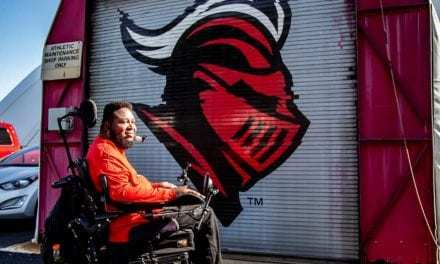 Former Rutgers Football Star Eric LeGrand on How He Turned Personal Tragedy into Empowerment for Others