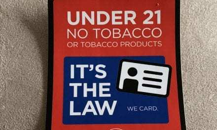 "Thanks to Ohio's ""Tobacco 21"" Law, You Can No Longer Buy Nicotine Starting Today"