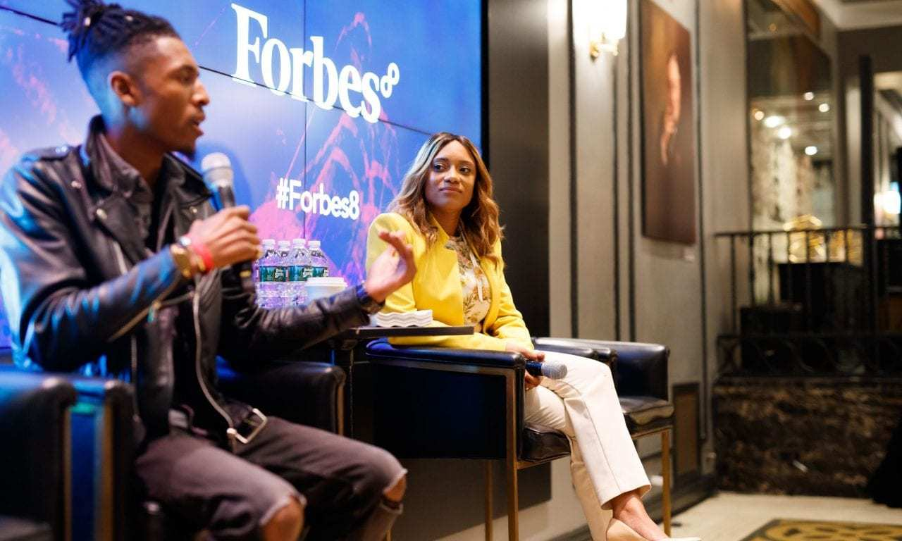 Forbes8 Original Series: 6 icons of entrepreneurship show you how to become your own boss