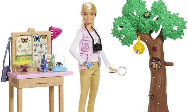 National Geographic is Bringing Barbie to Unexplored Territory