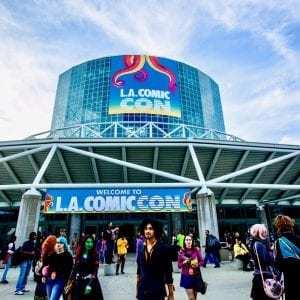 L.A. Comic-Con