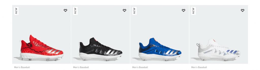 Courtesy of Adidas.com